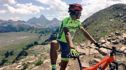 Sagan se tira al monte para recordar los tiempos en los que era el mejor en MTB