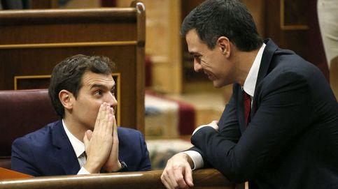 C's condiciona el 'sí' a la creación de una mesa de negociación con PSOE