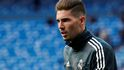 El bloqueo en el Real Madrid con la portería y cómo Luca Zidane no se libra de una salida