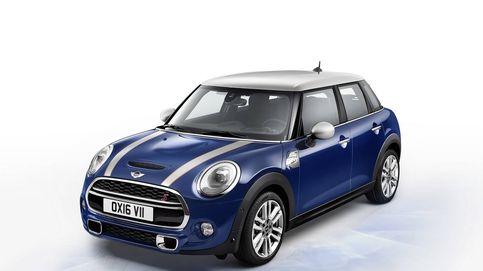 Mini Seven, un coche solo disponible en internet