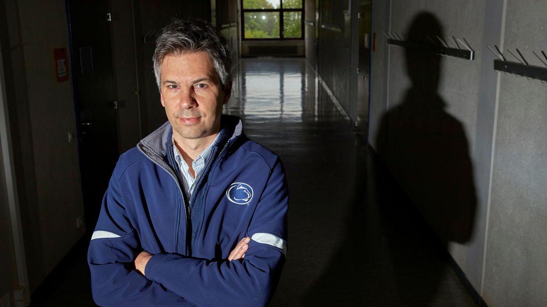 Foto: El epidemiólogo Marcel Salathé, profesor en la Escuela Politécnica Federal de Lausana (EPFL). (Reuters)