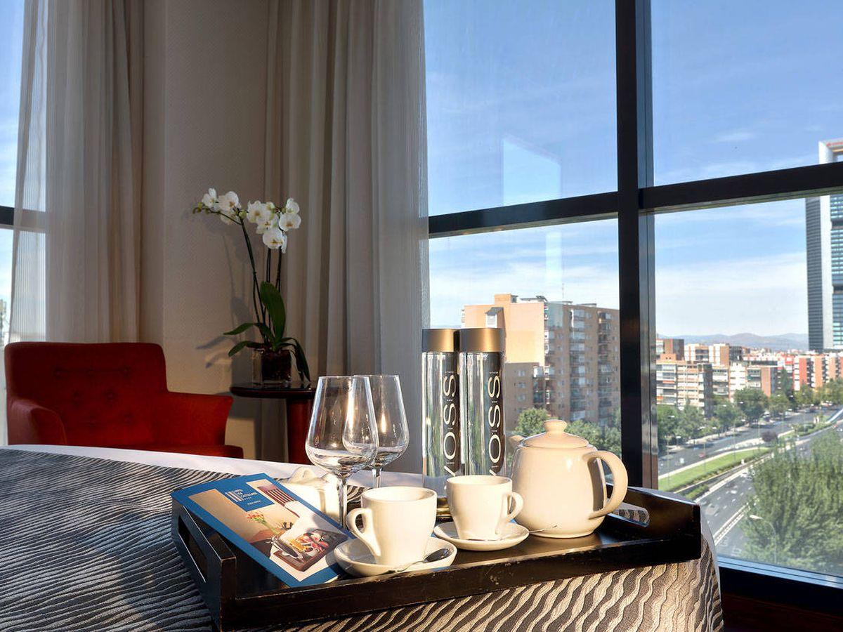 Foto: Vía Castellana es uno de los hoteles que componen la cartera de Millenium Hotels