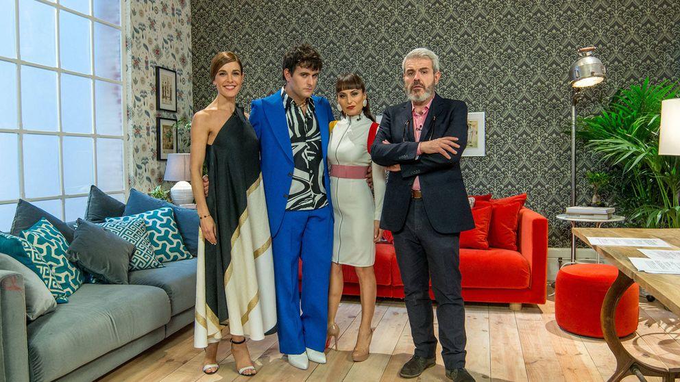 TVE quiere renovar 'Maestros de la costura' por una segunda temporada