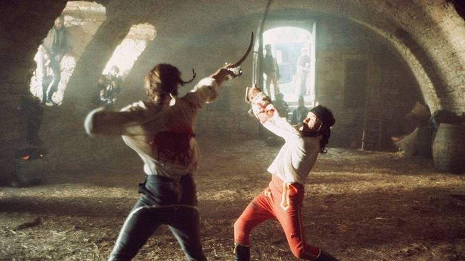 Foto: Los duelos fueron una evolución de las justas medievales que tantos réditos dieron al séptimo arte ('Los duelistas').