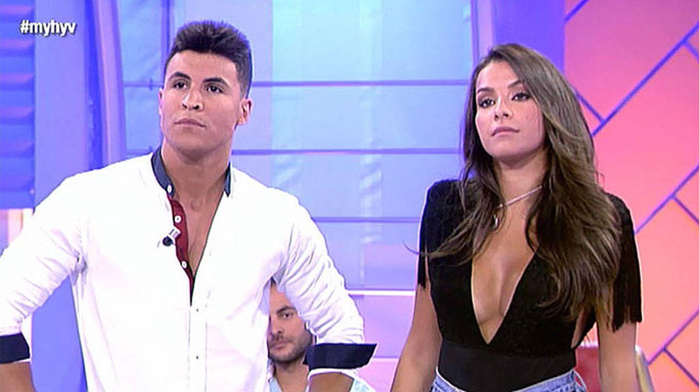 Kiko Jiménez en 'MYHYV'. (Mediaset España)