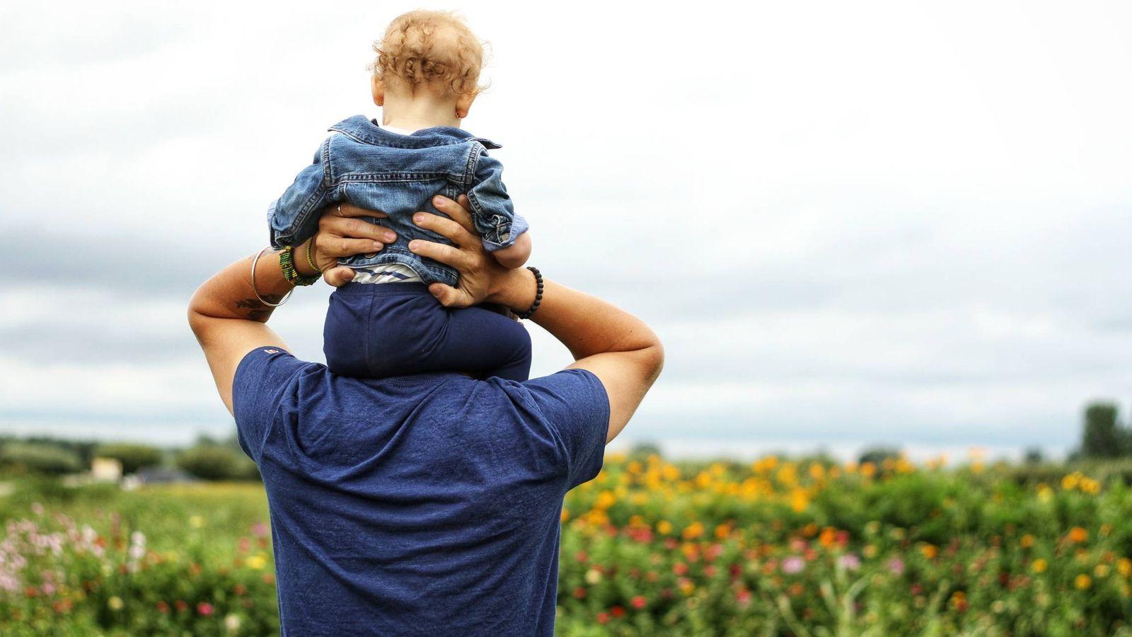 Foto: El 19 de marzo es el Día del Padre