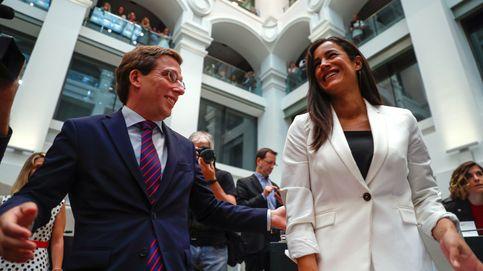 El popular Almeida, alcalde de Madrid con los votos de Ciudadanos y Vox