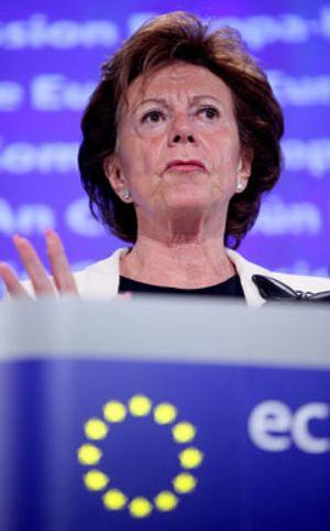 Bruselas supedita la recuperación a la apertura del grifo crediticio a las pymes