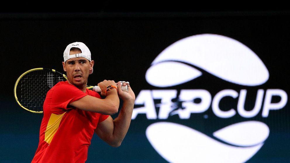El nuevo trabajo de Rafa Nadal y Bautista: así es la ATP Cup, el otro 'mundial' del tenis