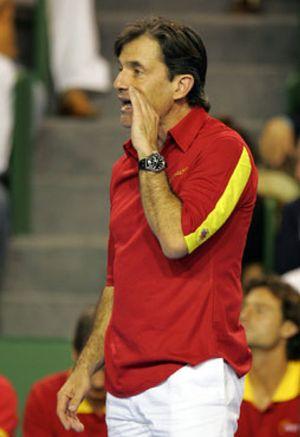 Emilio Sánchez Vicario, nuevo coordinador nacional de tenis de Brasil