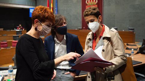 El Gobierno de Navarra pacta con Bildu sus Presupuestos entre críticas de la oposición