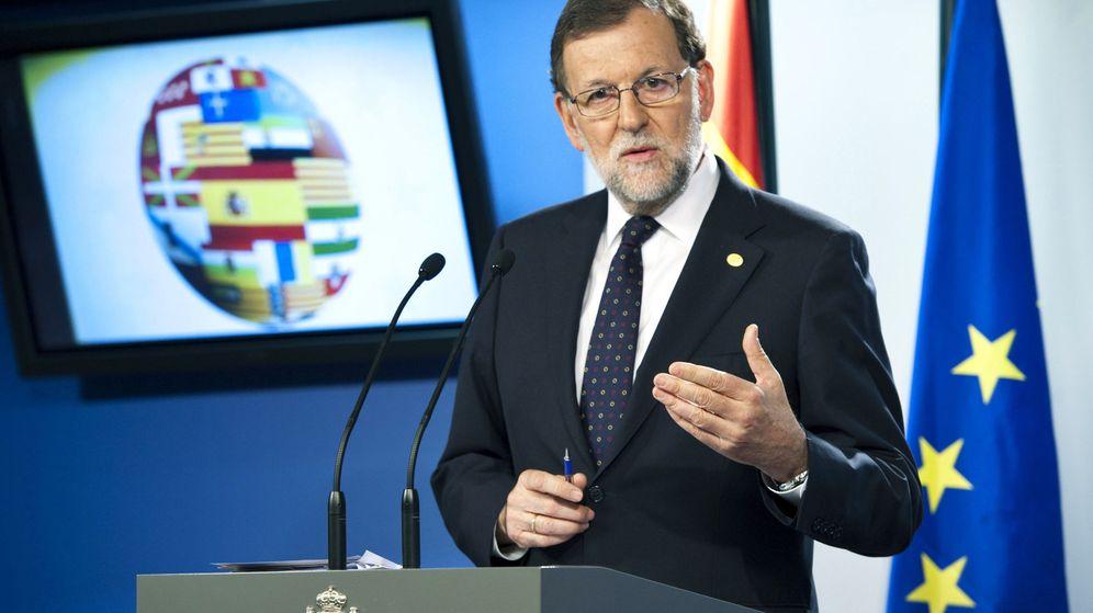 Foto: El presidente del Gobierno. Mariano Rajoy. en una imagen de archivo. (EFE)