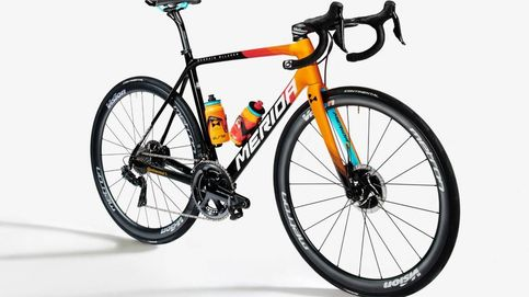 Así será la colorida bicicleta de McLaren con la que Mikel Landa espera ganar el Tour