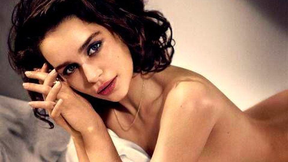 'Juego de Tronos' - Emilia Clarke, la mujer más sexy del mundo por 'Esquire'