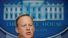 Crisis interna en la Casa Blanca: dimiten el portavoz de Trump y su abogado personal