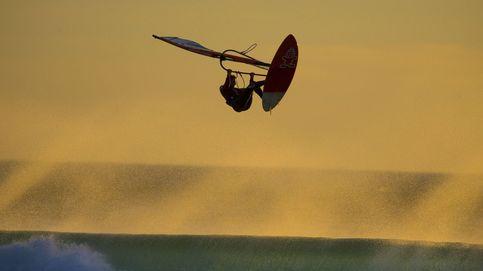 Primera tabla ecológica de windsurf