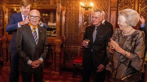 Medalla honorífica al coreógrafo Hans van Manen