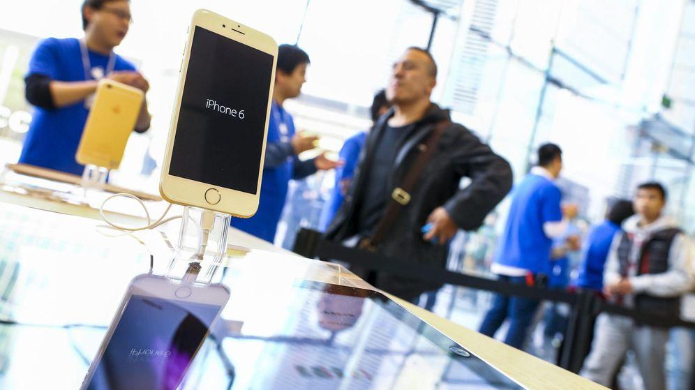 Foto: Apple centra su estrategia móvil en mejorar la batería del iPhone