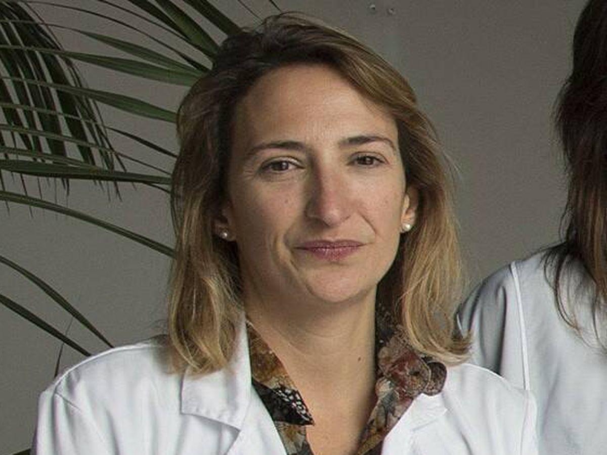 Foto: La directora asistencial del Complejo Hospitalario de Navarra (CHN), María Zandio.