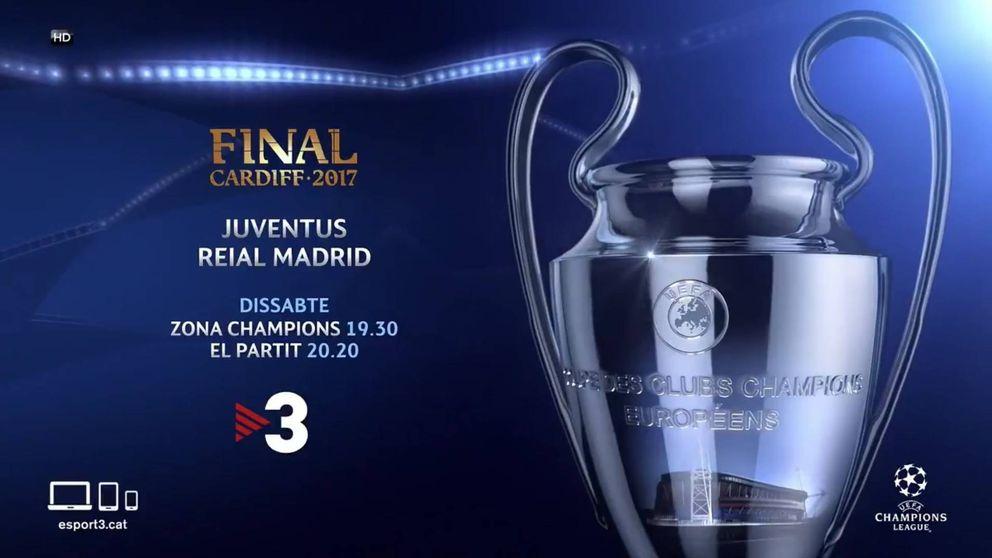 Los madridistas se cachondean de TV3 tras la victoria en la final de Champions