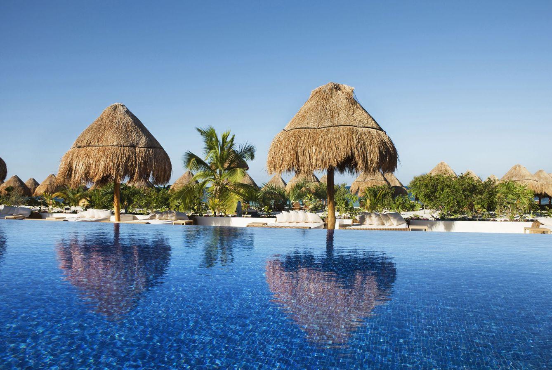 Foto: El hotel Beloved Playa Mujeres es el Caribe más afrodisiaco