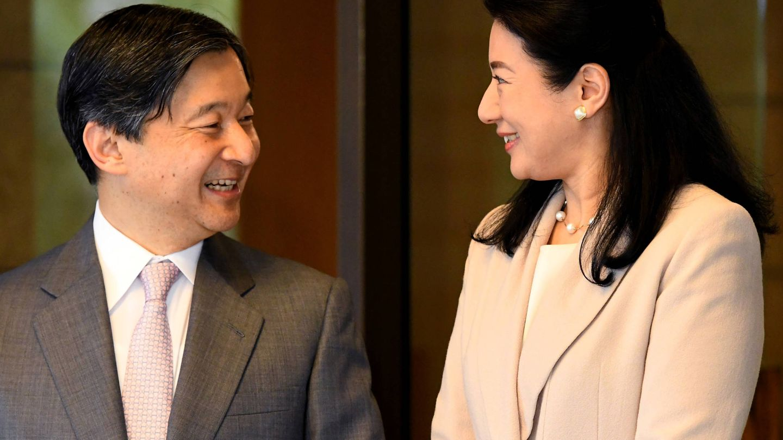 Masako, con su marido, el futuro emperador Naruhito. (Reuters)