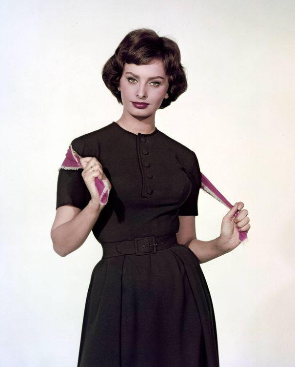 Foto: Sophia Loren, en una imagen de archivo. (Cordon Press)