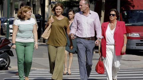 La pesada herencia de Rita: nueve de los 10 concejales del PP en Valencia caerán con ella