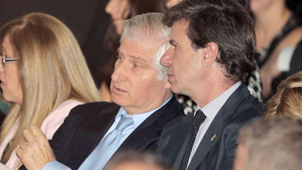 Foto: El duque de Huéscar y Cayetano, en una imagen de archivo (Gtres)