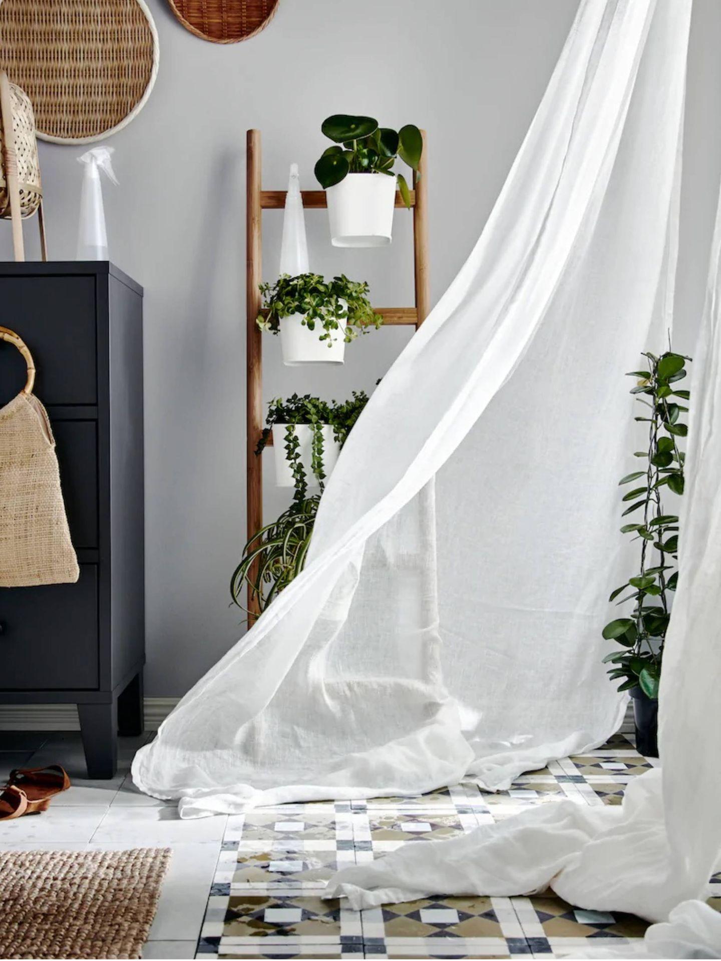 Ikea te ayuda a evitar el calor en casa. (Cortesía)