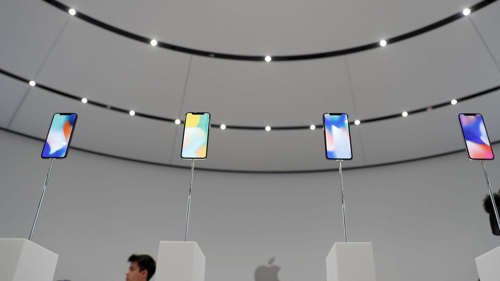 Foto: El iPhone X, un dolor de cabeza incluso antes de llegar al mercado. (Reuters)