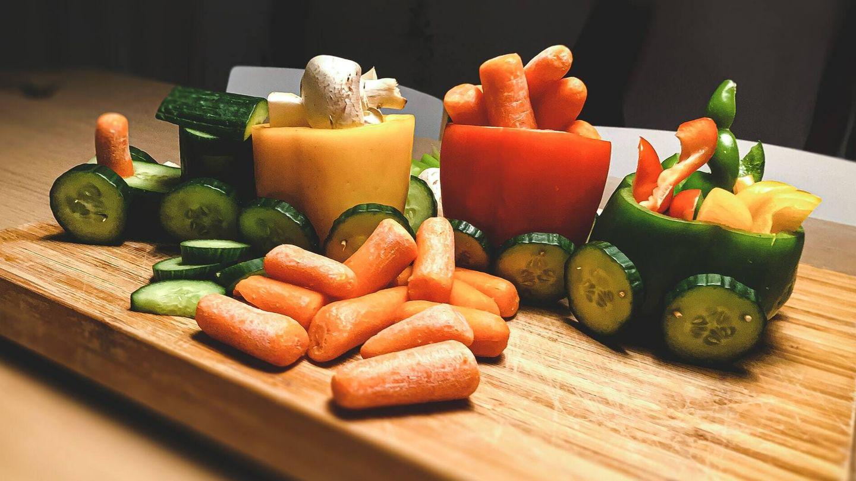 Es interesante dejar a mano alimentos nutritivos (Unsplash)