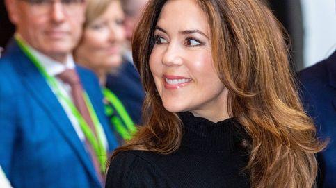 Mary de Dinamarca reestrena cambio de look: ahora más rubia que nunca