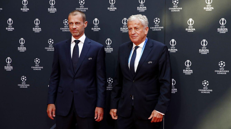 Sorteo Champions: grupos duros para Atleti y Villarreal; el del Sevilla, el más asequible