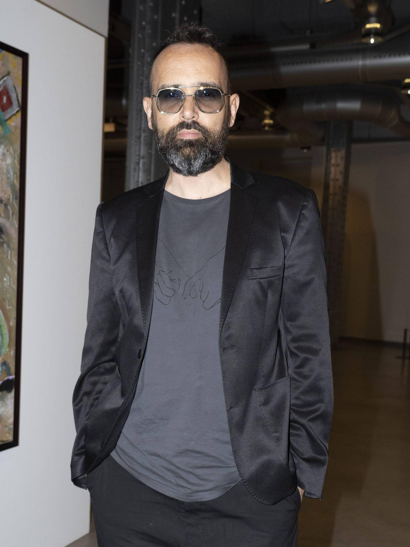 Risto Mejide, publicista. (Cordon Press)