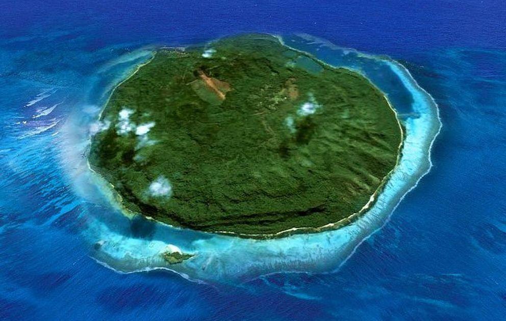 Mago, la isla de Mel Gibson (I. C)