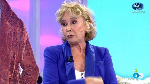 'Hormigas blancas' | Mila Ximénez atiza a Bertín Osborne y Julio Iglesias al hilo de su supuesta rivalidad