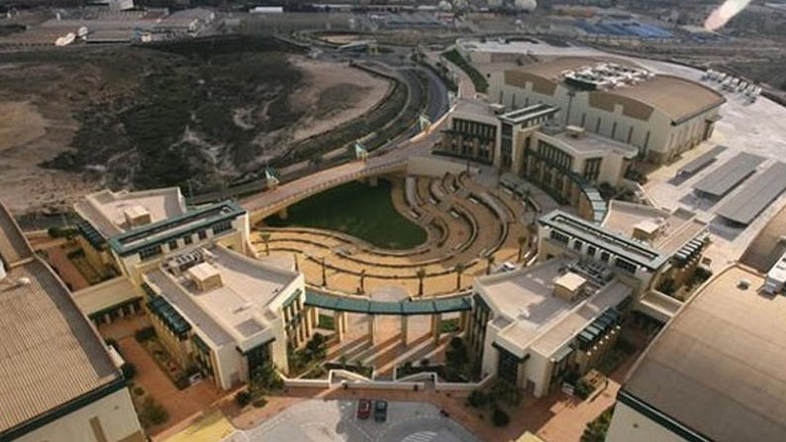 Foto: Imagen de la web de la Ciudad de la Luz de Alicante.