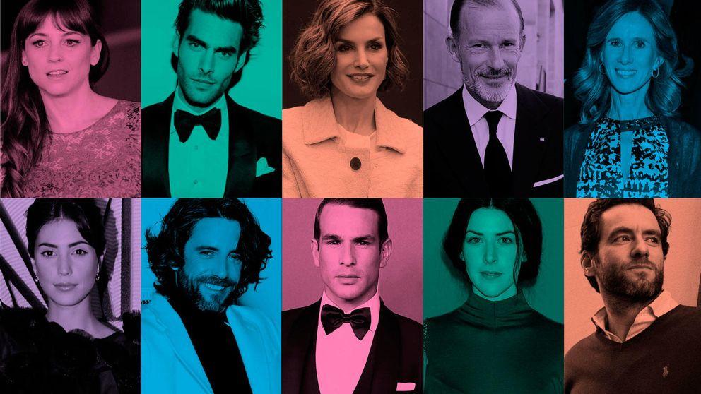 De la Reina Letizia a Mario Vaquerizo: los 50 hombres y mujeres con más estilo de España