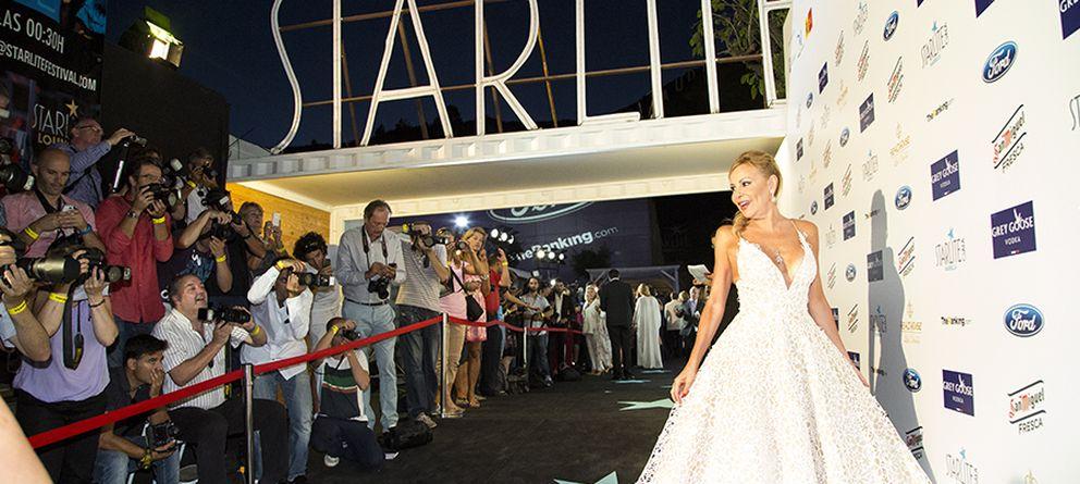 Foto: Rostros conocidos se dejan ver en la Starlite Gala