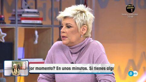 Terelu Campos da la espalda a Carmen Borrego en defensa de su hija Alejandra