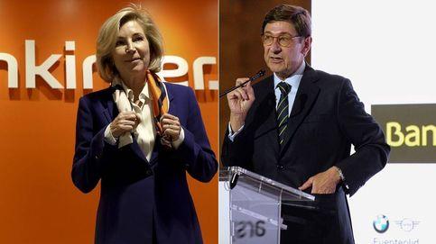La temporada de resultados afianza el sorpaso en bolsa de Bankinter a Bankia