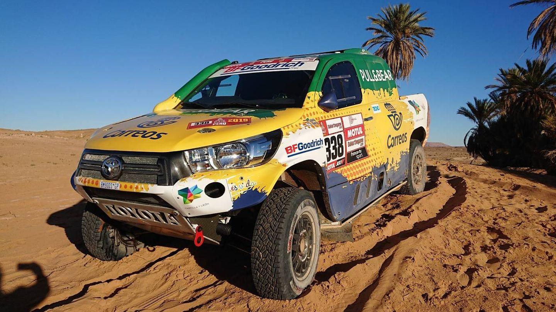 Jesús Calleja Rally Dakar  (Foto: Jesús Calleja Team Rallies)