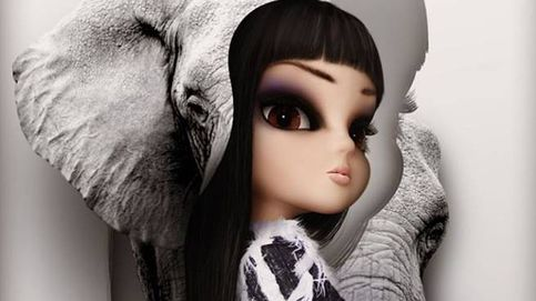 La influencer virtual que colabora con Kim Kardashian y Dior