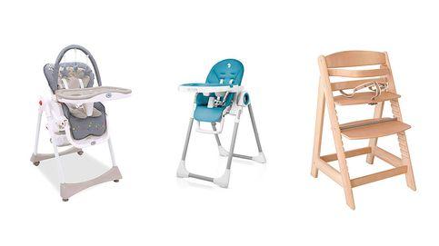 Las mejores tronas de bebés para velar por su comodidad y seguridad