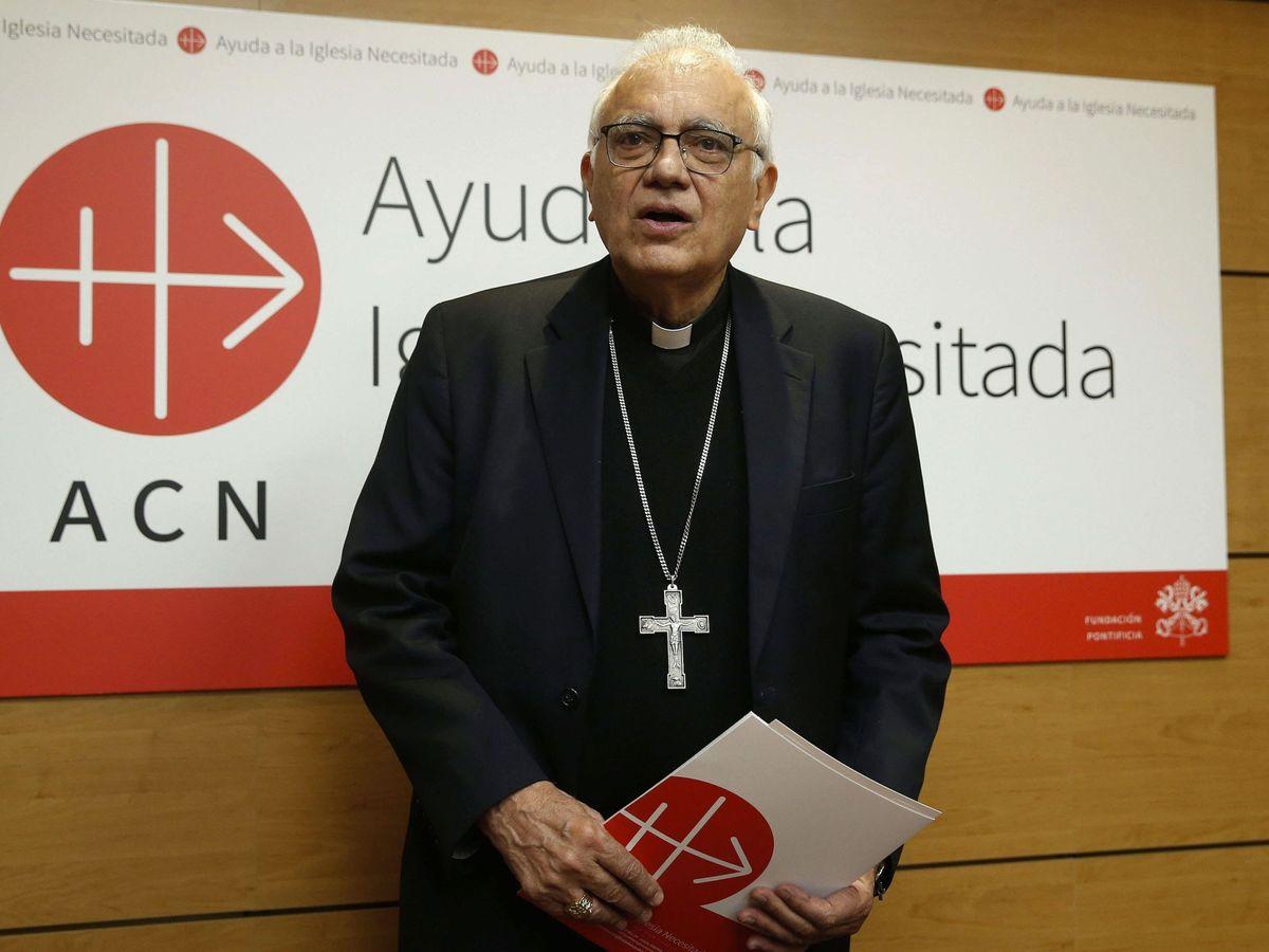 Foto: El cardenal venezolano Baltazar Porras. (EFE)