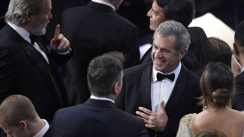 El saludo de Mel Gibson a Donald Trump que ha encendido las redes sociales