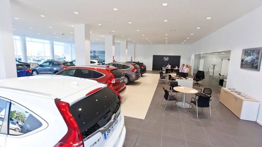Foto: Nuevo concesionario Center Auto de Honda en Valencia.