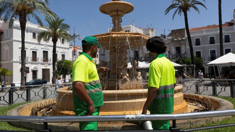 Zorita (Cáceres) marca la temperatura máxima en España a medianoche: 34,9