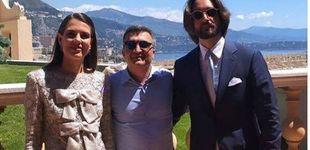 Post de Ya son marido y mujer: la primera foto de Carlota y Dimitri recién casados